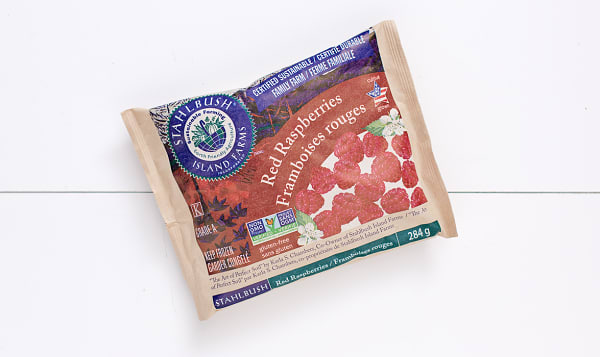 Red Raspberries (Frozen)