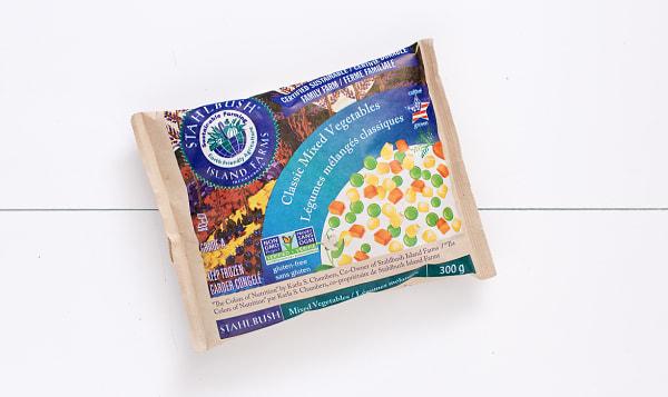 Mixed Vegetables (Frozen)