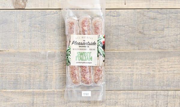 Sweet Italian Sausages (Frozen)
