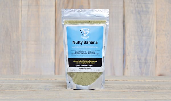 Nutty Banana Smoothie Pack (Frozen)