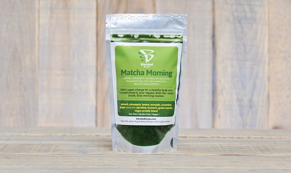 Matcha Morning Smoothie Pack (Frozen)