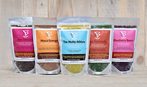 The Athlete Smoothie Packs (Frozen)