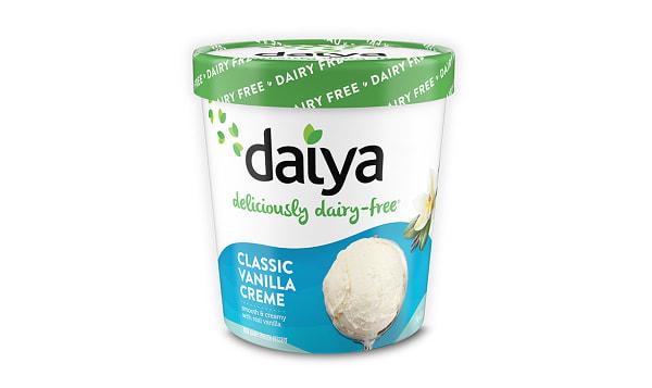Classic Vanilla Crème Non-Dairy Frozen Dessert (Frozen)