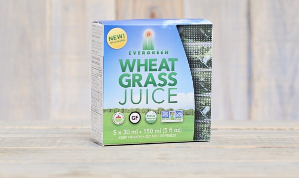 Wheatgrass Juice (Frozen)