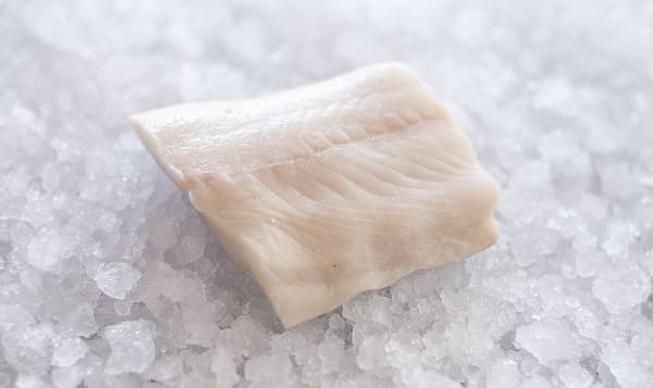 Loin Cut Pacific Cod Portion (Frozen)