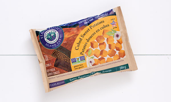 Diced Sweet Potato (Frozen)