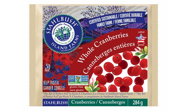 Cranberries (Frozen)