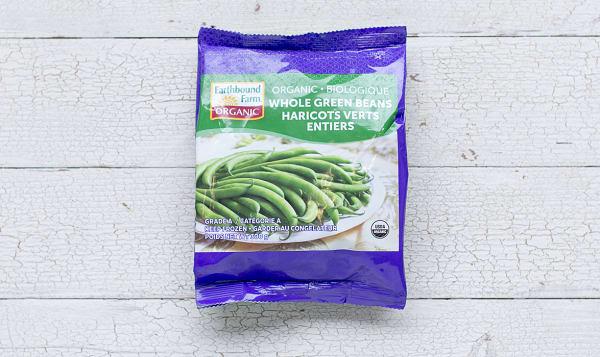 Organic Green Beans (Frozen)