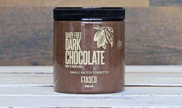 Dark Chocolate Sorbetto (Frozen)