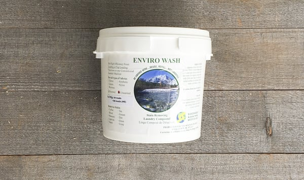 EnviroWash Laundry Detergent, Unscented (*formerly UltraPower)