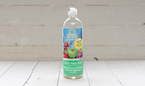 Fruit and Veggie Wash