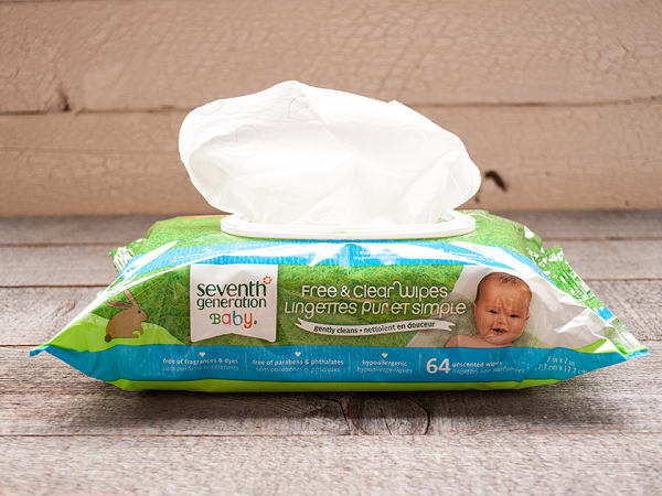 Baby Wipes, Widget