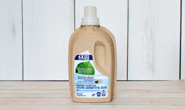 Free & Clear 4x Laundry Liquid