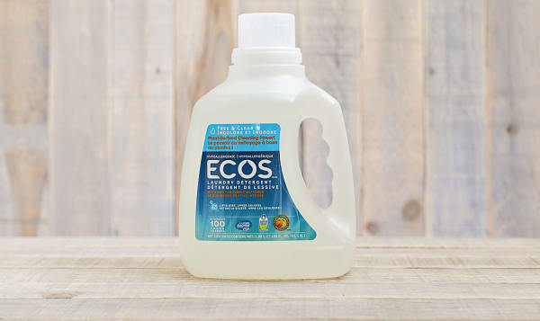 ECOS Liquid Laundry - Free & Clear