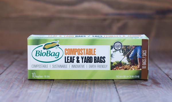 110L Leaf & Yard Bags