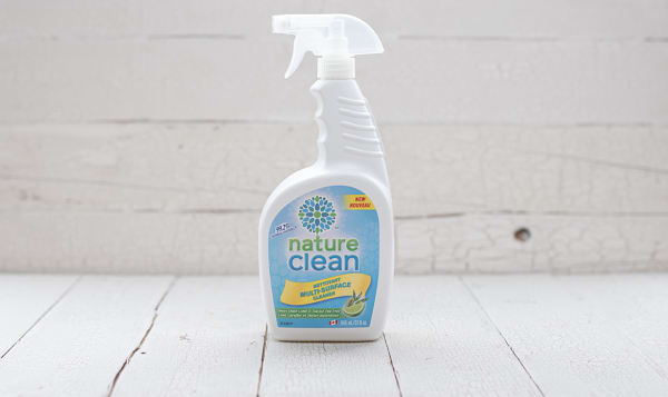 Multi Surface Cleaning Spray