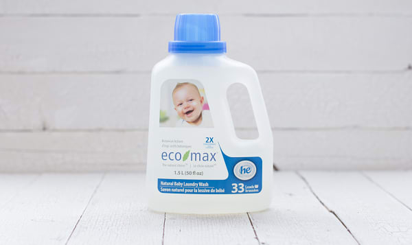 Natural Baby Laundry Wash