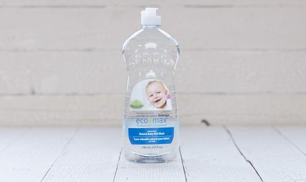 Natural Baby Dish Wash