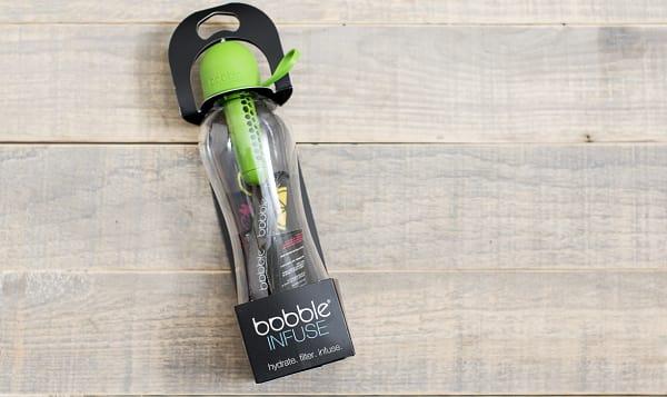 Infuse Water Bottle - Fern
