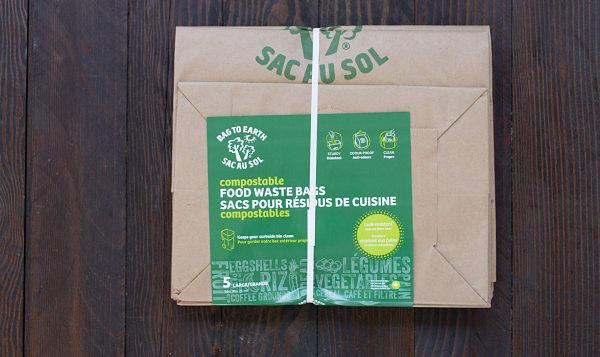 Food Waste Bag - Large