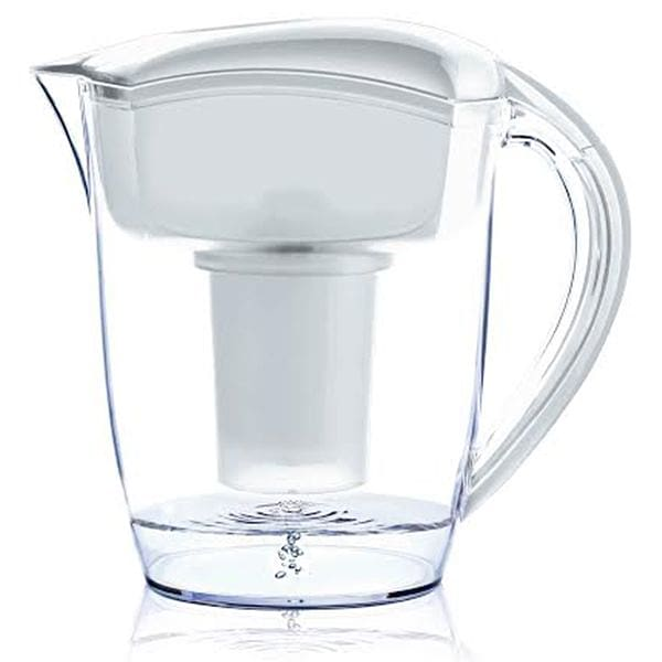 Alkaline Water Pitcher - White