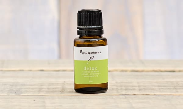 Organic Detox Essential Oil Blend