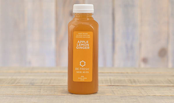 Organic Apple Lemon Ginger