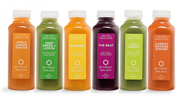 Organic The Chief: 1 Day Cleanse