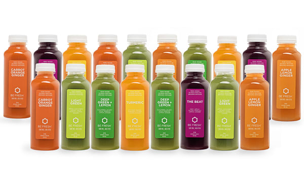 Organic The Chief: 3 Day Cleanse