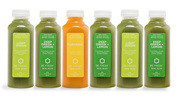 Organic The Grind: 1 Day Cleanse