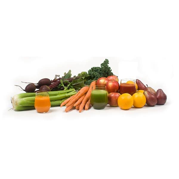 Organic Juicing for Kids Juicing Box