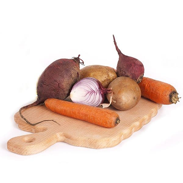 Organic  Winter Vegetable Kit to Stock Your Cellar