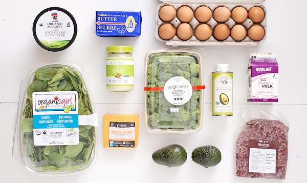 Keto Diet Staples Ingredient Bundle