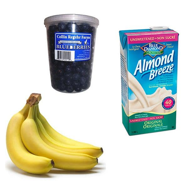 Smoothie Replenishment Ingredient Bundle - Spinach & Blueberry