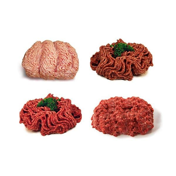 Weekday Meat Solution - Ground Beef, Lamb, Pork and Venison (Frozen)
