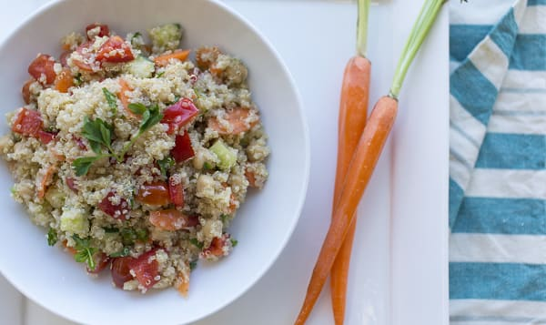 Quinoa Chickpea Salad Ingredient Bundle