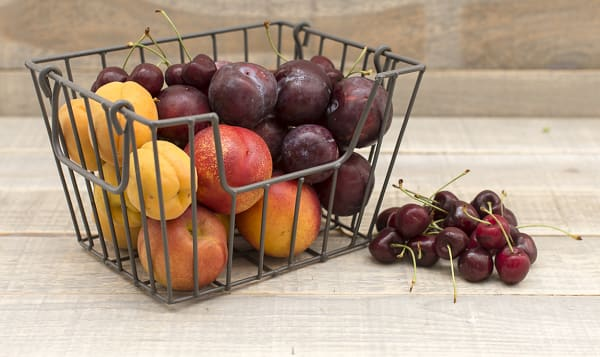 Organic Seasonal Fruit Kit