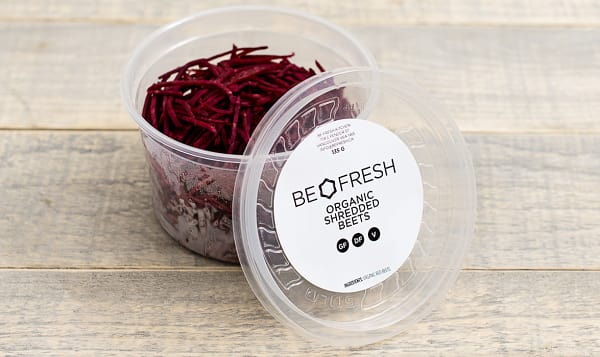 Organic Beauty and the Beets