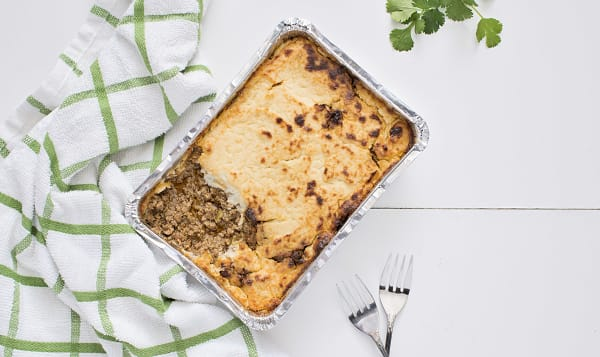Keto Shepherd's Pie (Frozen)