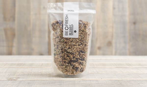 Be Early Granola - Made with Gluten Free Oats!