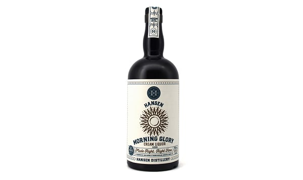 Morning Glory Cream Liqueur