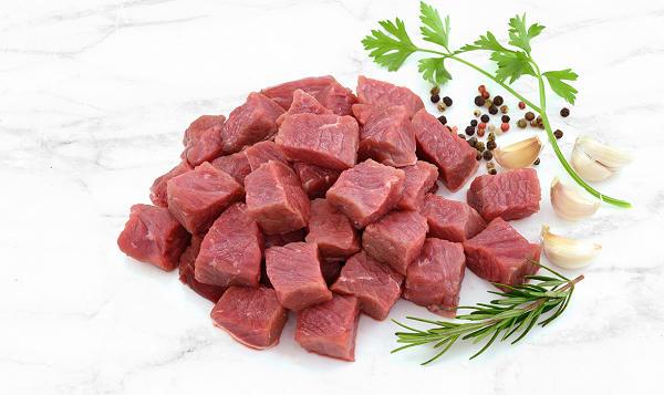 Beef Kabob Meat (Fresh)