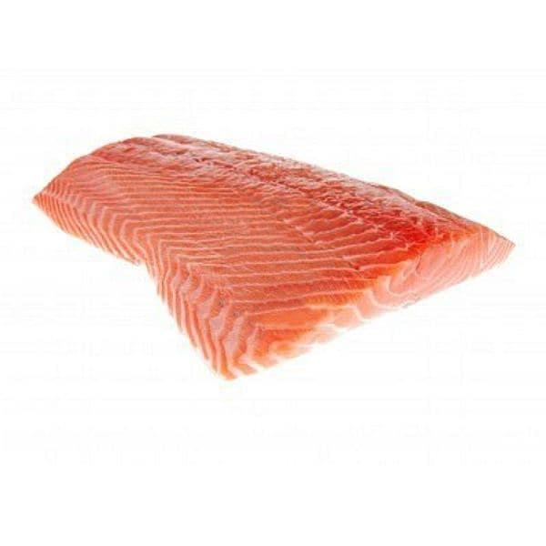 Wild Sockeye Salmon Portion (Frozen)