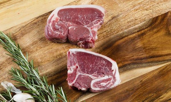 Boneless Lamb Chops