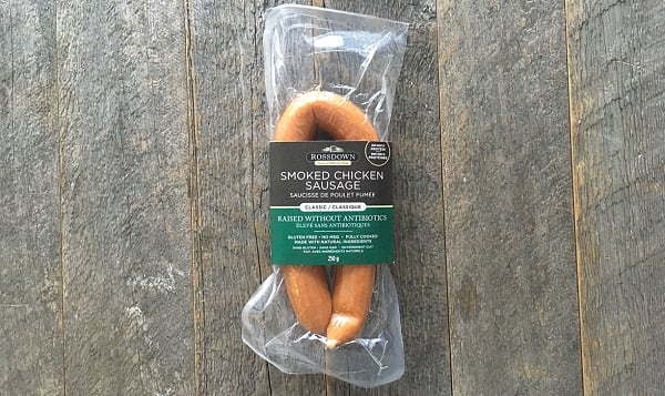 Classic Smoken Chicken Sausage RWA (Frozen)