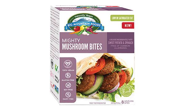 Mighty Mushroom Bites