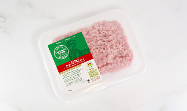 Organic Ground Chicken, Dark Meat