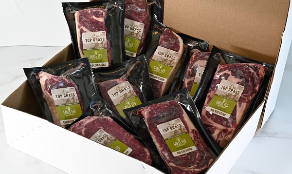 Premium Steak Meat Pack (Frozen)
