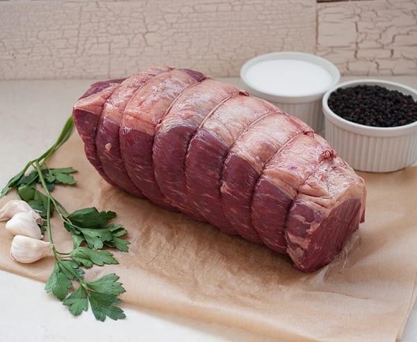 Natural Beef Roast (Frozen)