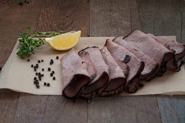 Sliced Black Forest Roast Beef